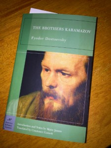 Essay/Term paper: Book report on dostoevsky's